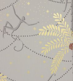Mauritz Wallpaper by Sandberg | Jane Clayton