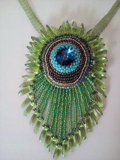 Jo Spick Beadwork: Bead Embroidery Gallery