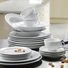 Love square dinner plates? These are beautiful. Pillivuyt Quartet Dinnerware | Dinnerware | Pinterest | Dinnerware & Love square dinner plates? These are beautiful. Pillivuyt Quartet ...