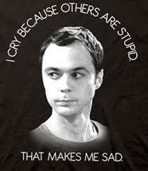 Me too Sheldon, me too...