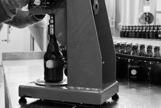 Cerveja Sovina-engarrafamento