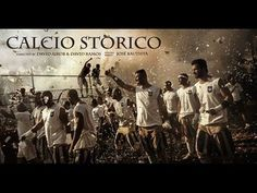 In my quest for the most manly sport, this one comes in first for Physically Intense. Soccer is for girls, football is for boys, rugby is for men, but Calcio Storico is for super-heroes!