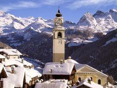 Antagnod, Valle d'Aosta , Valle d'Aosta region Italy