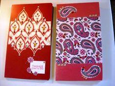 Notepads - Indian design