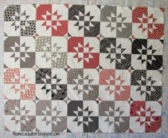 15+Disappearing Quilt Patterns