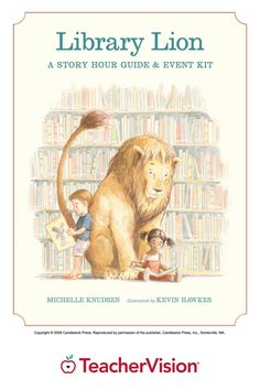 Looking for story time ideas? Introduce young children to the library by hosting a Library Lion story hour by using this downloadable printable. Enhance children's reading experience with the discussion questions, craft projects, and singing activity in this printable event kit! Perfect for PreK-2nd Grade students. Reading Resources, Reading Skills, Lion Story, Event Guide, Graphic Organizers, Young Children, Learn To Read, Reading Comprehension, Story Time