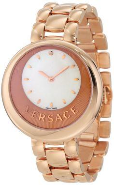 Versace ~ Women's Perpetuelle Sunray Dial Watch