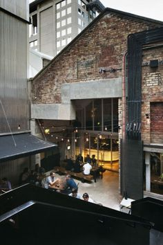 The Imperial Buildings / Fearon Hay Architects  A beautifully done adaptive reuse project
