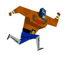 Animation Running