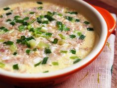 Chinese Steamed Egg with Minced Pork