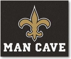 Use the code PINFIVE to receive an additional 5% discount off the price of the New Orleans Saints NFL Man Cave Tailgate Rug at sportsfansplus.com