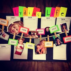personal timeline project for grade Kids Timeline, Create A Timeline, Timeline Design, History Timeline, Timeline Ideas, First Grade Projects, Class Projects, School Projects, Projects For Kids