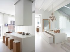 1940s Spanish Factory Turned Into A Contemporary House interior design 2
