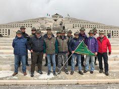Alpini di Testona al Monte Grappa rendono omaggio ai caduti