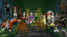 The Legend Of Zelda / Ocarina of Time