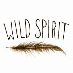 wild spirit, feather
