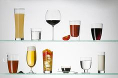Bar Basics: Learn the Styles of Glassware: The Bar Glassware Tour