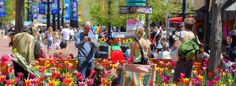 Official website of the Downtown Boulder Partnership. Home to the Pearl Street Mall, Boulder, CO. Information about downtown Boulder events, shops, restaurants and news.