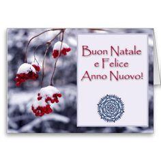 Buon natale italian merry christmas card snowman italian christmas merry christmas in italian card m4hsunfo