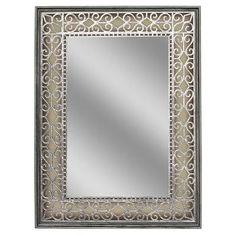 Bathroom Mirrors From Home Depot deco mirror - sea glass mirror - 8916 - home depot canada. powder
