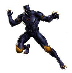 Pantera Negra #AvengersAlliance