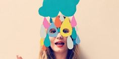 Creative Cardboard Masks by Sandra Suárez - Mask Making - Face Mask - Masquerade Mask - Mask Homemade Cardboard Costume, Cardboard Mask, Cardboard Animals, Paper Mache Mask, Paper Mask, Masquerade Mask Template, Fashion Design Classes, Paper Art Design, Sandro