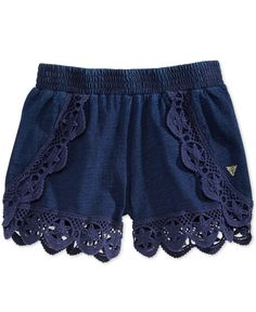 Guess Girls' Ruffle Shorts