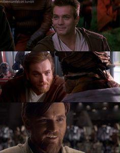 Obi-Wan, prequels