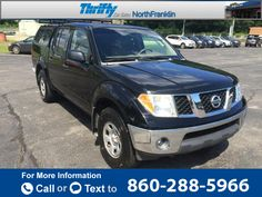 2007 *Nissan*  *Frontier*  *SE*  133k miles $11,420 133123 miles 860-288-5966 Transmission: Automatic  #Nissan #Frontier #used #cars #ThriftyCarSalesNorthFranklin #Franklin #CT #tapcars