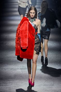 This entire collection is to die for. <3 Lanvin Fall 2012 #PFW