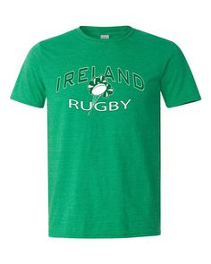 Ireland Rugby Supporter T