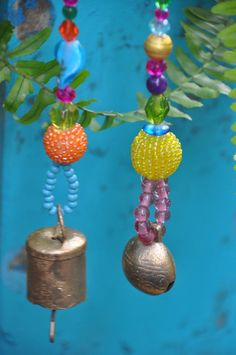 Boho bell Ornaments decoration-set of 6 #bellornaments #treedecoration #christmasgift #bohodecor #christmasornaments #gypsydecorations #bohoornament #christmasdecor #bellsornament #bohemianornaments #christmasdecoration #xmasornament #beadedornaments Beaded Ornaments, Christmas Tree Decorations, Christmas Tree Ornaments, Holiday Tree, Xmas Tree, Beads After Beads, Door Beads, Beaded Curtains, Pretty Box