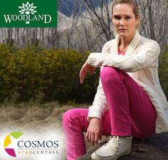 Whatever be the weather outside, Woodland's new warm grip shoes keep the weather inside your shoes always warm and comfortable.  Visit the Woodland Showroom @ Cosmos Mall