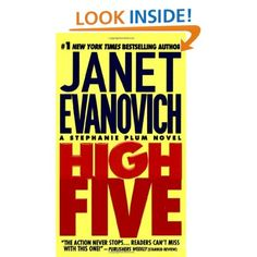 High Five: Janet Evanovich