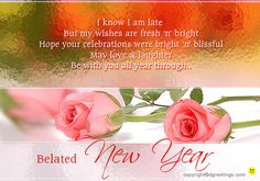 Dgreetings - Send this card and let him or her know they are being missed on New Year. New Year Greeting Cards, New Year Greetings, New Year Ecards, Quick Cards, E Cards, Electronic Cards, Ecards