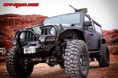 Shop Project VWerks JK-8 Jeep Truck : Off-Road.com