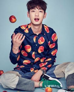 Yoon Park (윤박) - Picture @ HanCinema :: The Korean Movie and Drama Database Asian Actors, Korean Actors, Yoon Park, Korean Tv Shows, Age Of Youth, Nam Joohyuk, Lee Sung Kyung, Park Pictures, Kdrama Actors