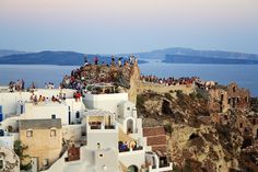 Santorini...I will go here one day