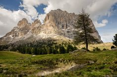 There is always sunshine after a storm, Dolomites 2015 :) - Natalia Olchawa - Google+