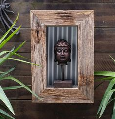 What an awesome Mother's Day gift forcrhat mum who has enough soaps and gels. Click  here to  Check out this item in my Etsy shop https://www.etsy.com/au/listing/262297658/dark-buddha-head-on-stand-in-rustic