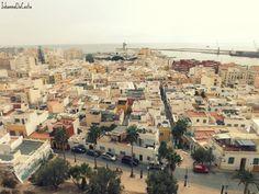 Almeria - Spain. September 2014.  Erasmus year.