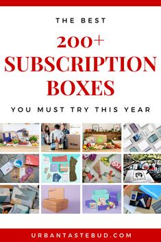 Best Subscription Boxes of 2020 (Ultimate Guide) Homemade Gifts, Diy Gifts, Great Gifts, Things To Know, Cool Things To Buy, Monthly Subscription Boxes, Practical Gifts, Creative Gifts, Bago