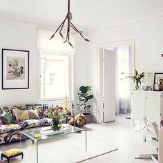 ⭐️ Lovely Living Room