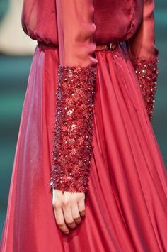 27 details photos of Georges Hobeika at Couture Fall 2013.