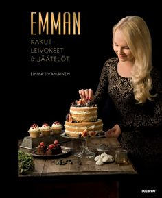Emma Iivanainen is an award winning cake artist, blogger, baking book author and entrepreneur from Finland. In 2013 she was nominated as the artisan of the moment by The Craft Museum of Finland. In the same year Emma was competing in the Finnish equivalent of The Great British Bake Off television series. Her first book was published in spring 2014. In her Painted by Cakes blog she shares pictures and stories about her hand made cakes.