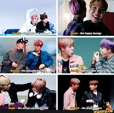 Jinnie I don't ship any of these but it made me laugh harder then I should have XD