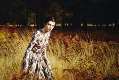 Antonia Wesseloh by Erik Madigan Heck for Harper's Bazaar UK Editorial April 2015 4 Fashion Editor: Leith Clark
