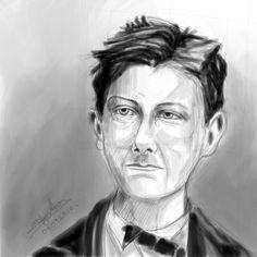 Jean Nicolas Arthur Rimbaud. 08092016.