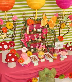 Fairy Party Printables - Fairy Birthday - Butterfly - by Amanda's Parties To Go. $29.00, via Etsy.