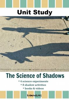 Unleash your inner Peter Pan and explore the science of shadows! Perfect for elementary kids! What Is A Shadow, What Is Science, Science Activities For Kids, Kindergarten Science, Elementary Science, Science Experiments Kids, Science Projects, Teaching Science, Science Labs
